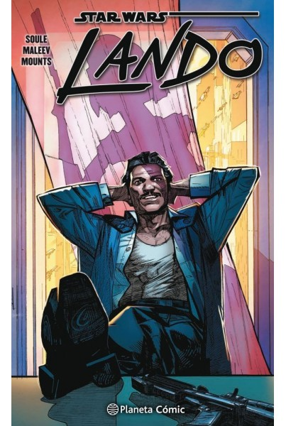 STAR WARS: LANDO (TOMO RECOPILATORIO)