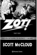 ZOT!: EDICIÓN INTEGRAL EN BLANCO Y NEGRO 1987 - 1991