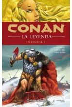 CONAN LA LEYENDA (INTEGRAL) Nº01/04