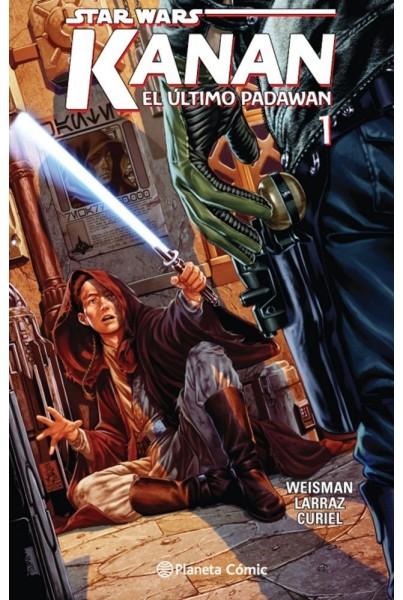 STAR WARS KANAN Nº01/02