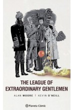 THE LEAGUE OF EXTRAORDINARY GENTLEMEN Nº02/03 (TRA