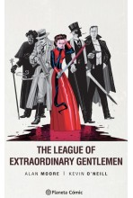 THE LEAGUE OF EXTRAORDINARY GENTLEMEN Nº03/03 (TRA