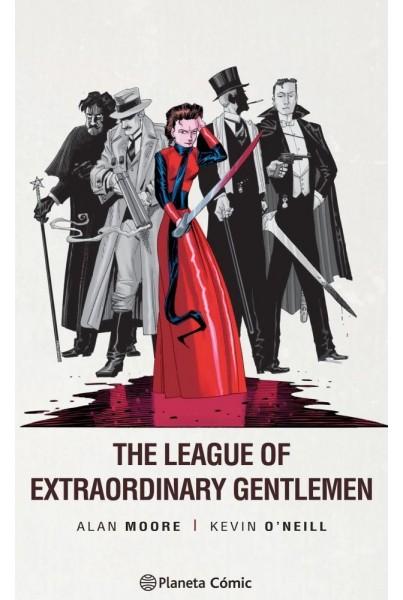 THE LEAGUE OF EXTRAORDINARY GENTLEMEN Nº03/03 (TRA