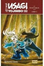 USAGI YOJIMBO SAGA Nº02