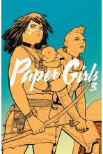 PAPER GIRLS (TOMO) Nº03