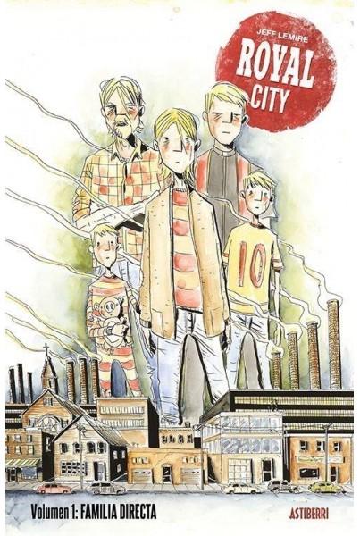 ROYAL CITY 01: FAMILIA DIRECTA