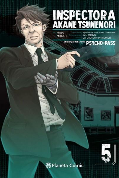 PSYCHO PASS Nº05/06