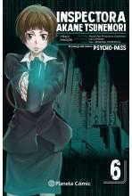 PSYCHO PASS Nº06/06