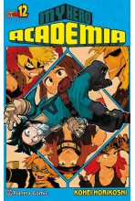 MY HERO ACADEMIA Nº12