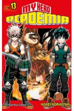 MY HERO ACADEMIA Nº13