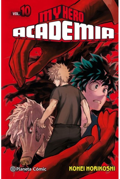 MY HERO ACADEMIA Nº10