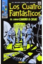 LOS 4 FANTASTICOS. EL LARGO CAMINO A CASA (MARVEL