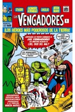 LOS VENGADORES. LA LLEGADA DE LOS VENGADORES (MARV