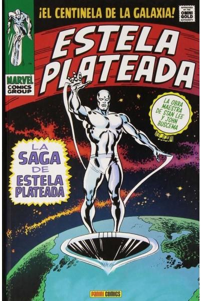 ESTELA PLATEADA DE STAN LEE Y JOHN BUSCEMA (EDICIO
