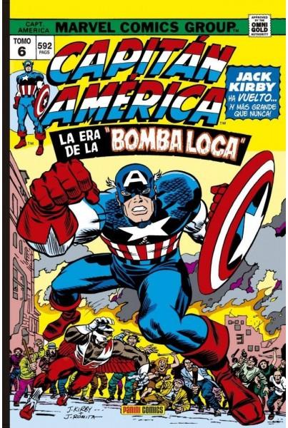 CAPITAN AMERICA Y EL HALCON 06. LA ERA DE LA BOMBA
