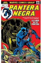 PANTERA NEGRA 1 (MARVEL GOLD)