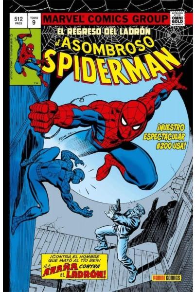 EL ASOMBROSO SPIDERMAN 09. EL REGRESO DEL LADRON (