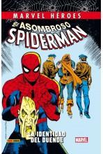 CMH 58: EL ASOMBROSO SPIDERMAN. LA IDENTIDAD DEL D