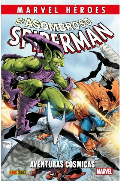 CMH 95. EL ASOMBROSO SPIDERMAN: EL SUPERHEROE COSM