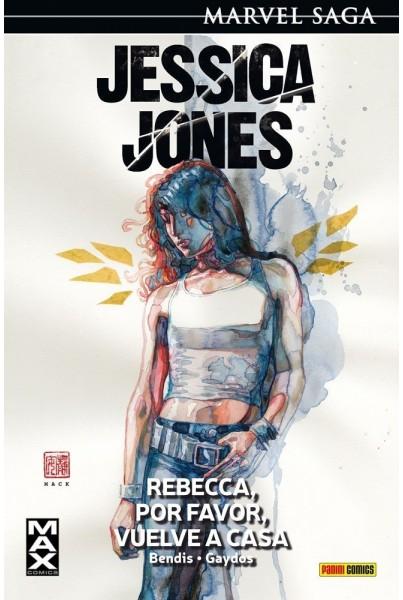 JESSICA JONES 02: REBECCA, POR FAVOR, VUELVE A CAS