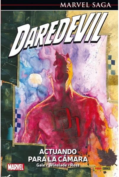 DAREDEVIL 04: ACTUANDO PARA LA CAMARA (MARVEL SAGA