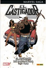 EL CASTIGADOR 08. EL REGRESO DE BARRACUDA (MARVEL
