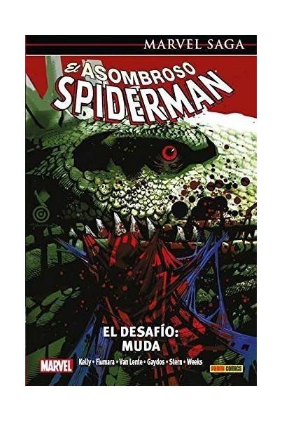 EL ASOMBROSO SPIDERMAN 27. EL DESAFIO: MUDA  (MARV