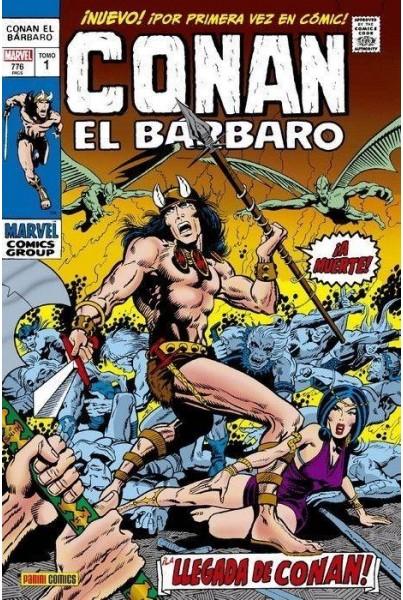 CONAN EL BÁRBARO 01: ¡LA LLEGADA DE CONAN!