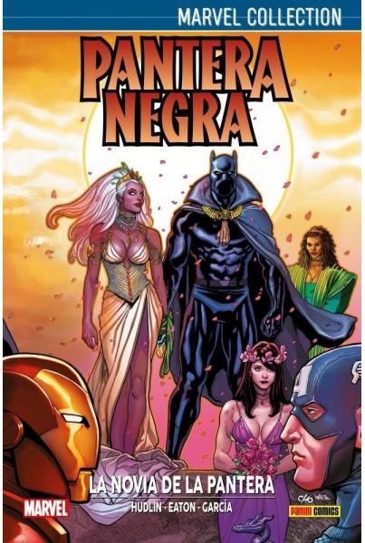 PANTERA NEGRA 02: LA NOVIA DE LA PANTERA